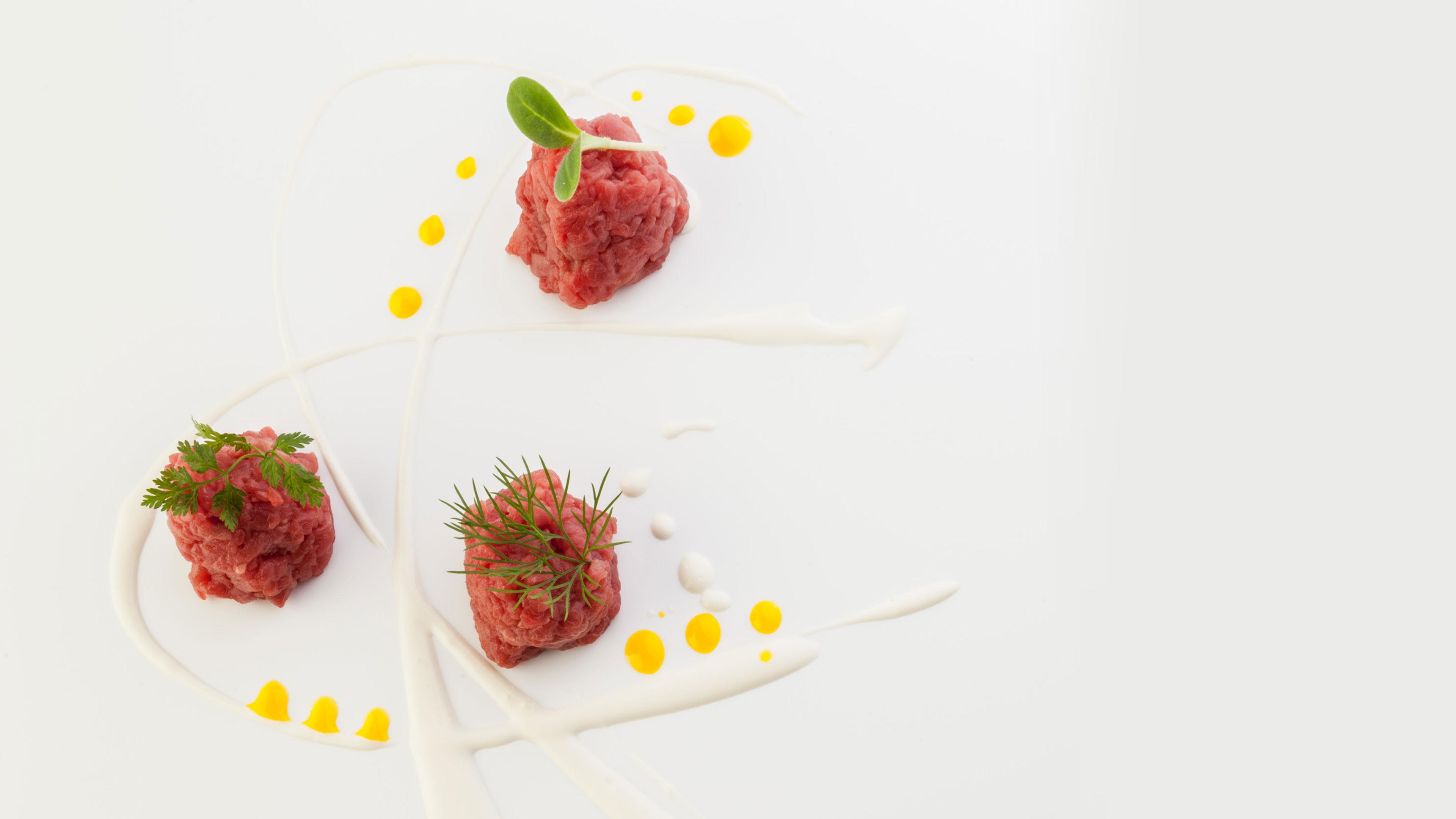 Ricetta Carne cruda di Antonino Cannavacciuolo